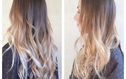 20 cortes de pelo lindo y sin esfuerzo a largo en capas con flequillo
