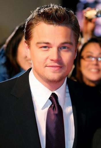 Leonardo DiCaprio peinados