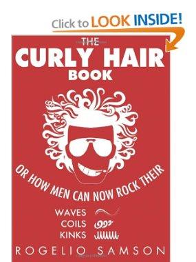 La portada del bestseller El libro Curly Hair