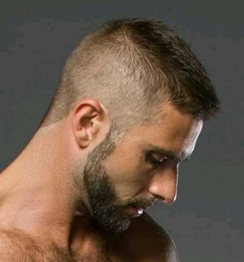 High and Tight Recon corte de pelo corto para los hombres
