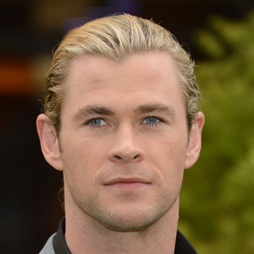Chris Hemsworth estilo