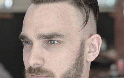 10 hombres superiores de cortes de pelo de fundido