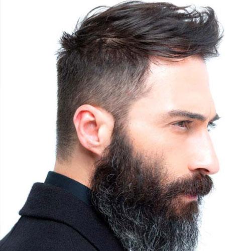 cortes de pelo para los hombres delgada de pelo