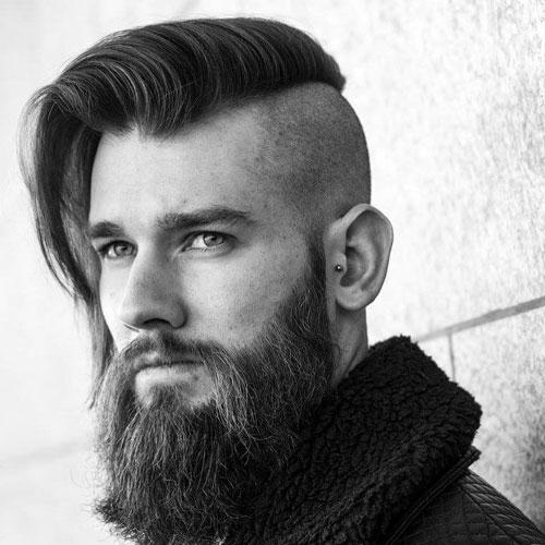 cortes de pelo largo para los hombres
