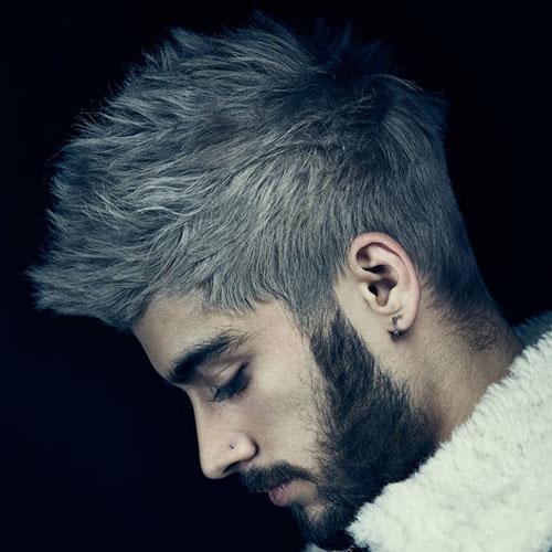 Zayn Malik peinados