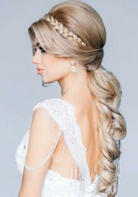 peinados de boda para las mujeres hermosas