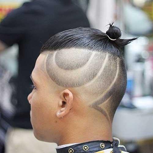 Hombres Funky peinados-13