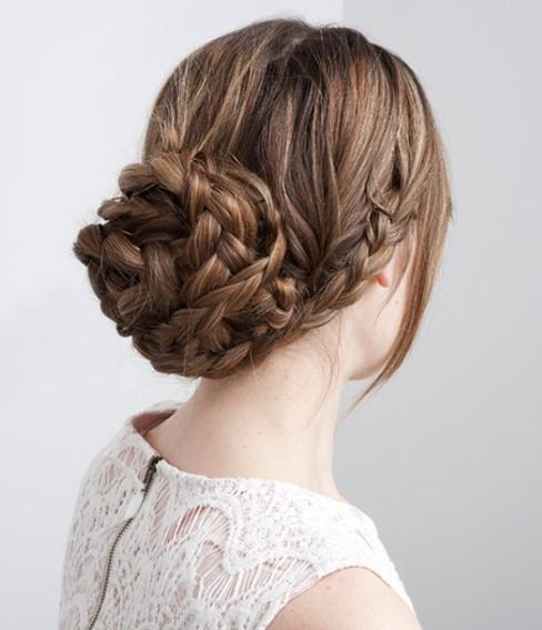 trenzado peinados para el pelo largo 20167