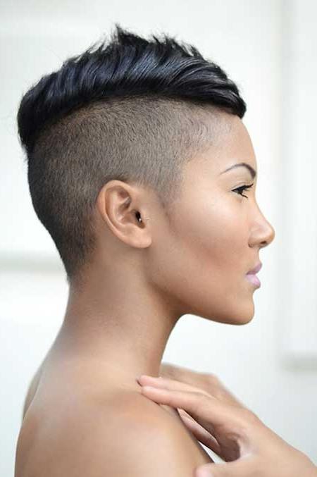 2016 peinados de moda Mohawk por sus siglas en Haircuts4