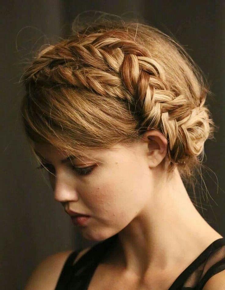 cola de pescado creativa Peinados para Teenagers1