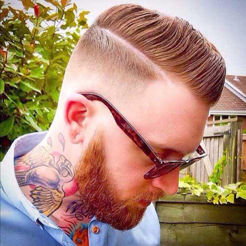 Hombres peinados populares 2015-18