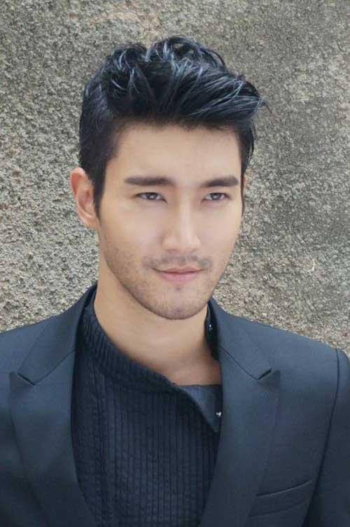 Hombres de Asia peinados-25