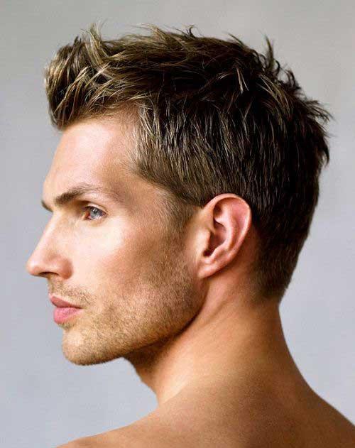 Mens cortos peinados 2015- 20