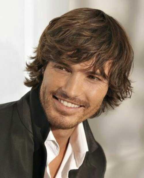 mediana peinados de longitud para hombres-21
