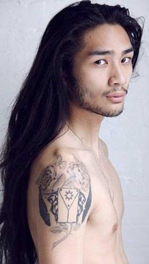 Hombres de Asia peinados-9