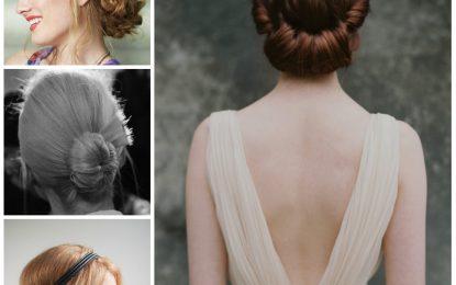 Moño Peinados para Mujeres 2016