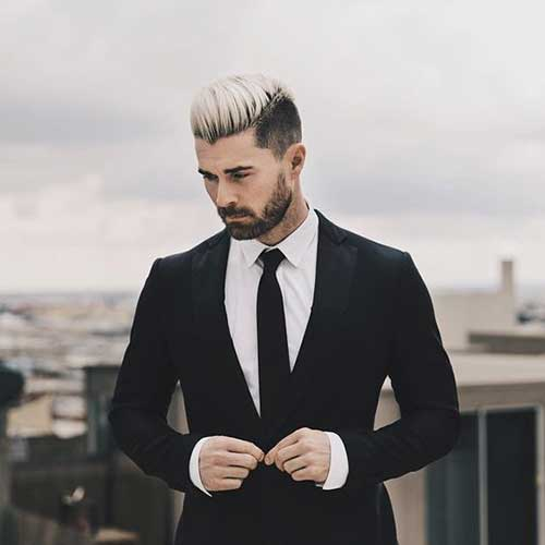 Hombres peinados Funky-6
