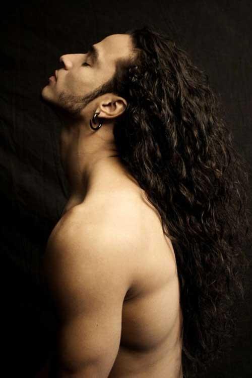 45 Cortes de pelo largo para los hombres-8