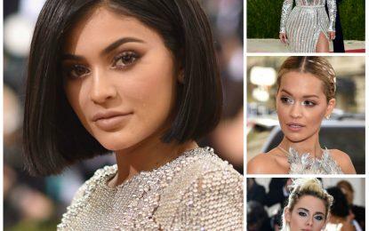 El más extravagantes peinados de Met Gala 2016