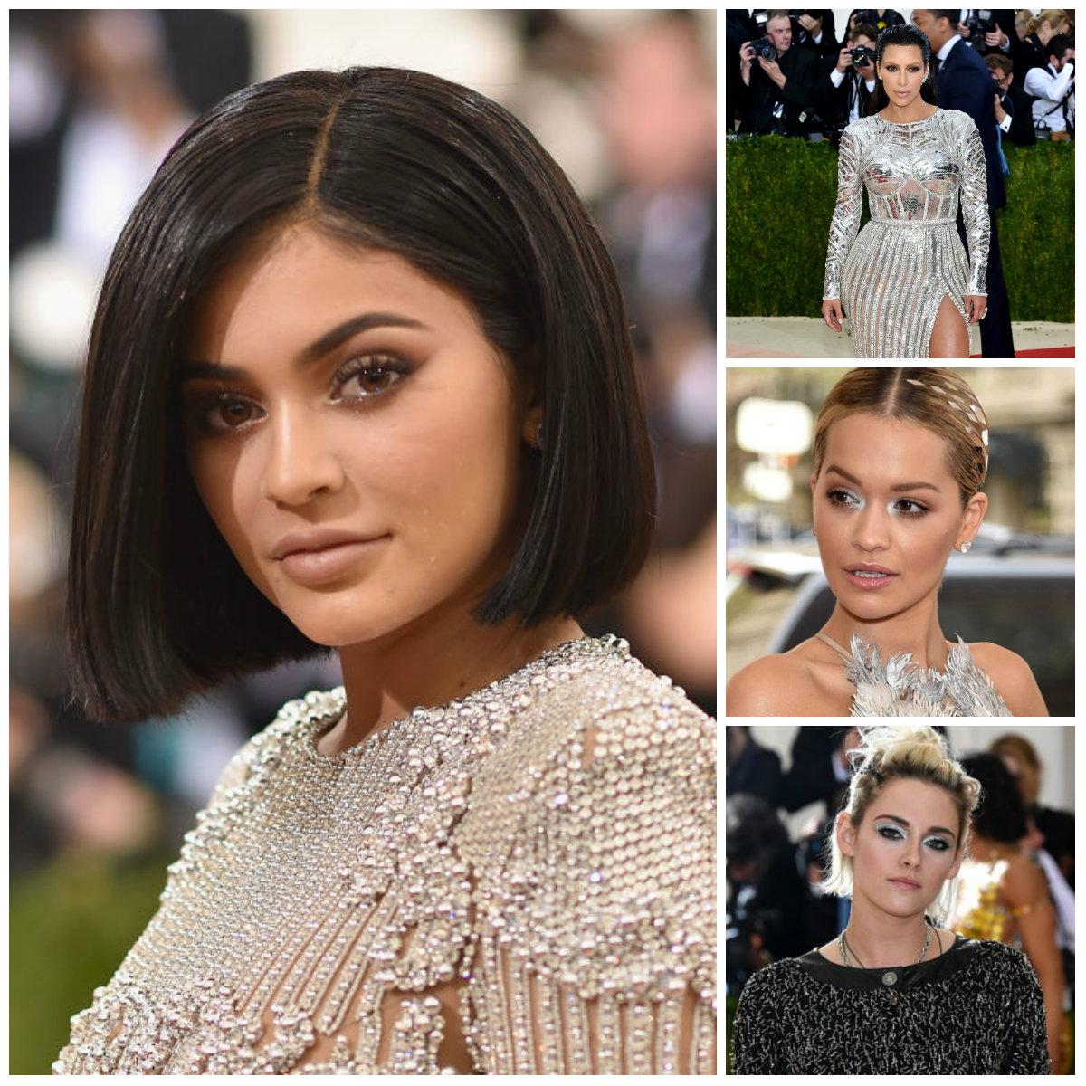 Met Gala 2016 peinados