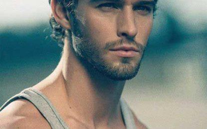35+ mediana Peinado Longitud Hombres