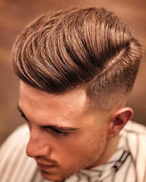Modern Men corte de pelo