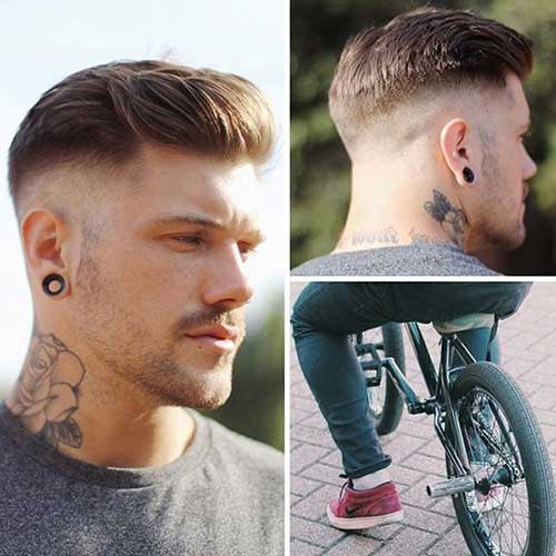 Los cortes de pelo populares 2016 Hombres
