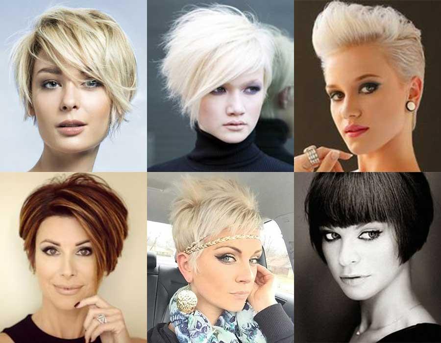 Beauty''my su coronación Catálogo Mujeres cortes de pelo corto
