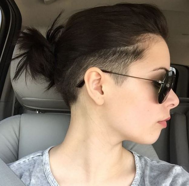 cortes de pelo corto fresco 2017