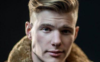 Peinados inspirador de tendencia para hombres