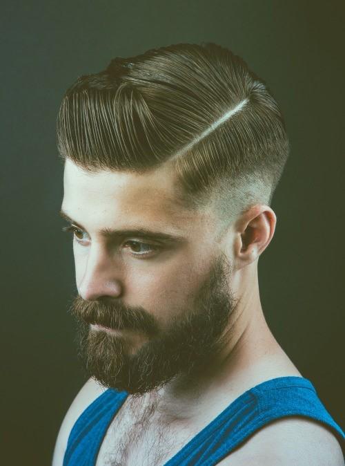 cabello de línea de banda para los hombres
