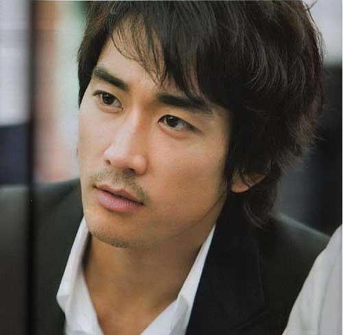 Los hombres japoneses peinados-16
