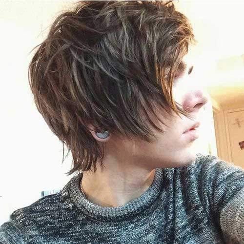 Los peinados para Niños-16