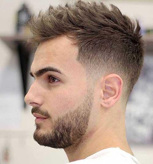 Cortes de pelo de punta para los individuos-13