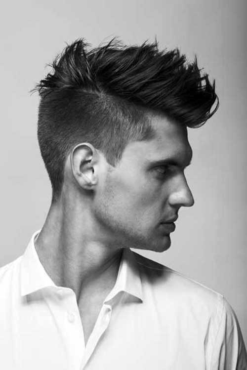 para hombre Peinados para pelo grueso-18