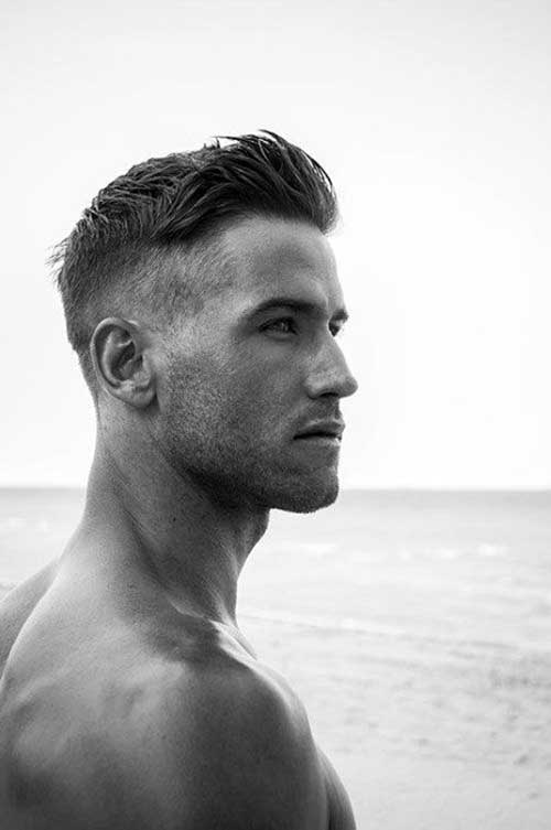 para hombre Peinados para pelo grueso-10