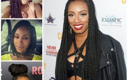 Los mejores peinados Box trenza para las mujeres negras