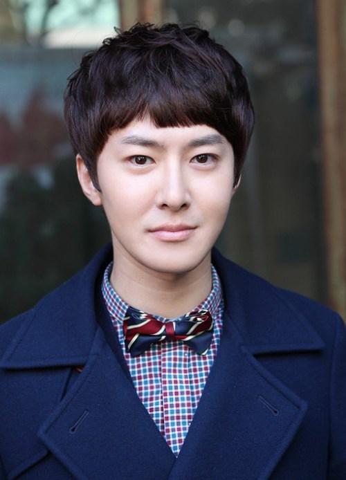 lindo Corea Guys peinado