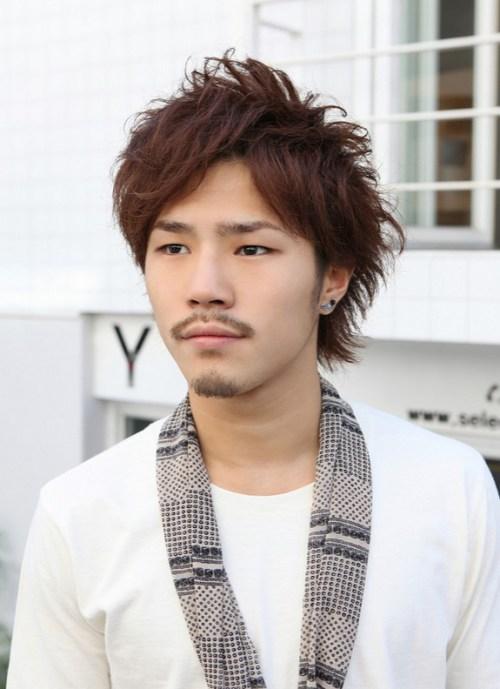 peinados para hombre para los hombres asiáticos