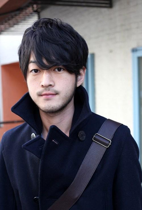 peinados masculinos coreanos de invierno