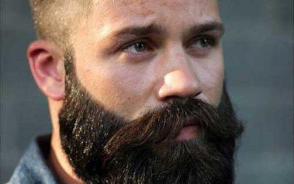 Cara de tipo estilos de pelo para los hombres