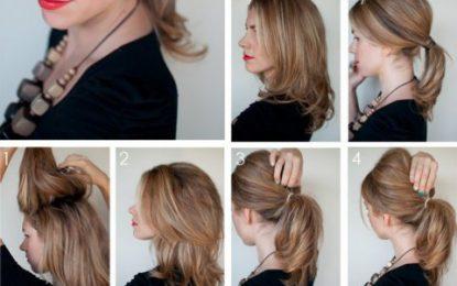 12 Hermoso y de moda del peinado paso a paso tutoriales