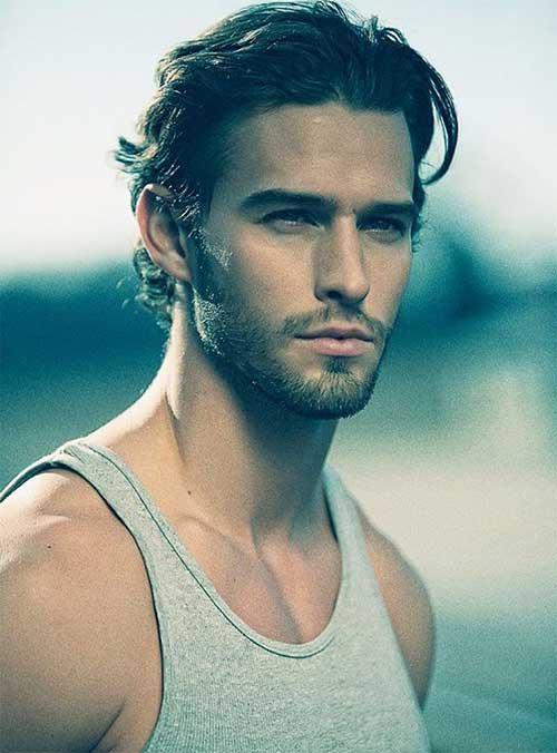 Corte de cabello para hombres con pelo grueso