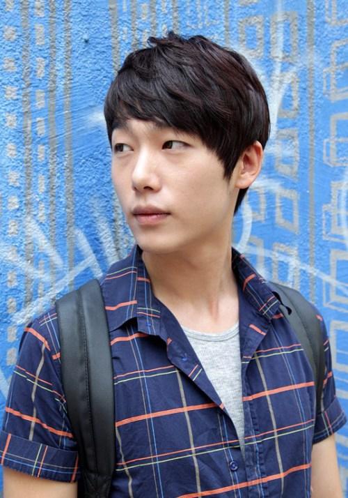 coreano en Peinados para Hombres