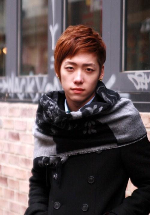 estilos de pelo para los hombres coreanos