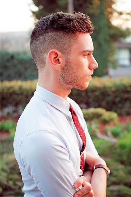 Últimas corte de pelo para los hombres
