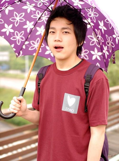 peinados asiáticos fresco para los hombres