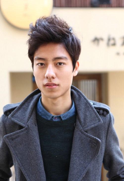 2015 Corea Peinado para los chicos