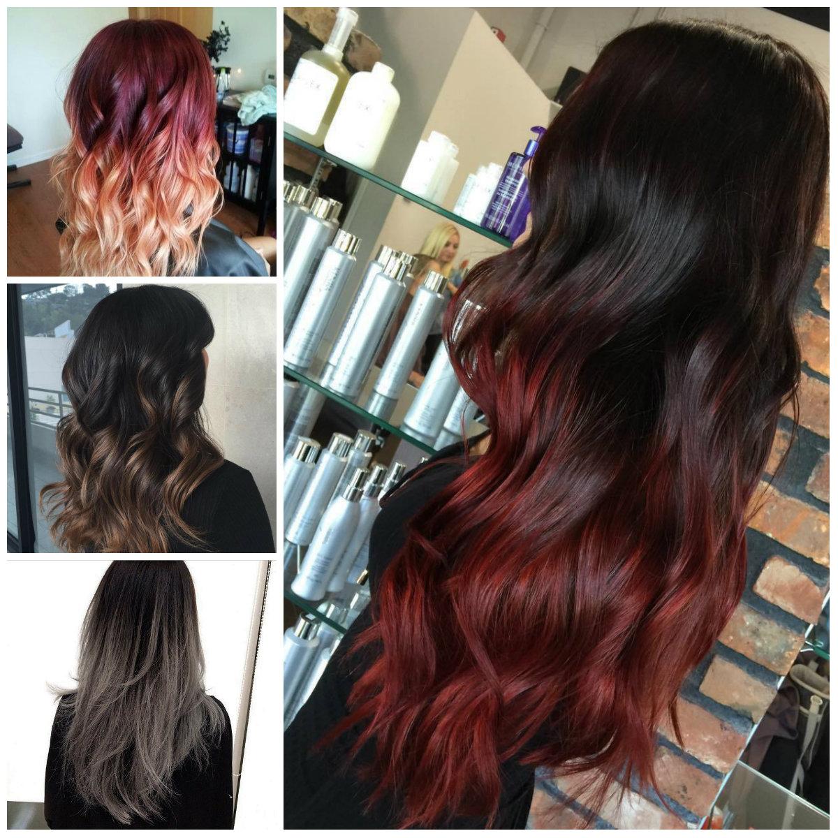 Mujeres más calientes Ideas Ombre Hair