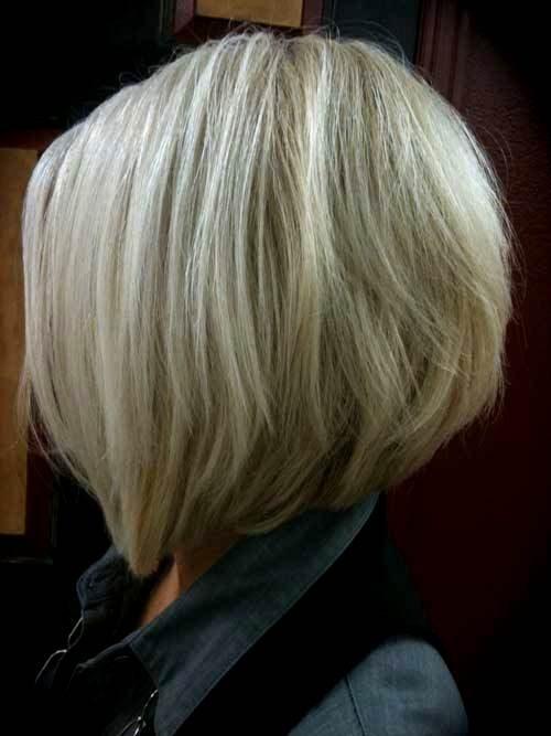 bob rubia corte de pelo
